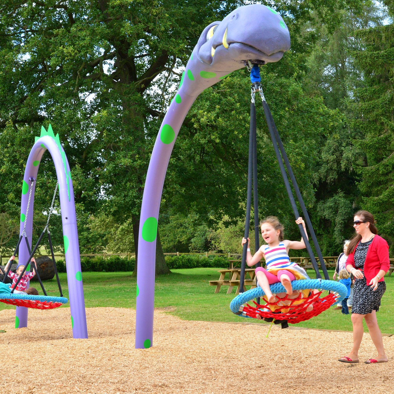 Stockeld Park Scenic Theming Playground