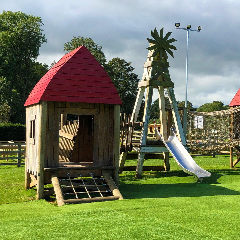 Stockeld Park Scenic Theming Play Area